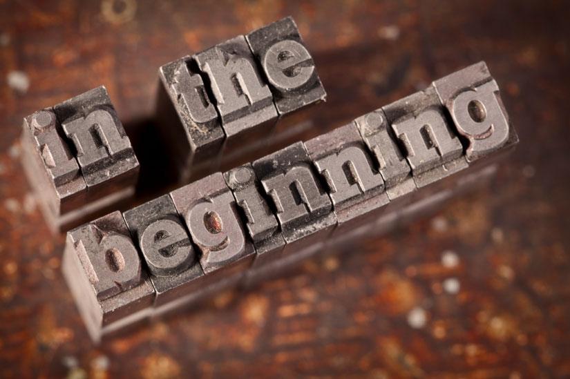 In the beginning James Allyn Printing